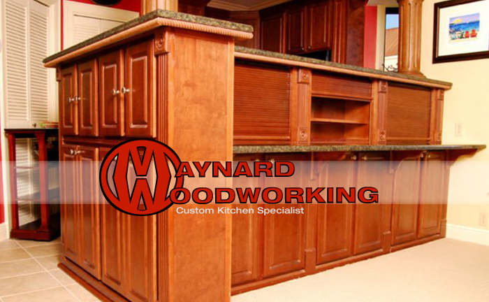Kitchen Cabinet Refacing and Design